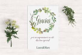 tarjeta de agradecimientos 14 mensajes originales de agradecimiento para los invitados de tu boda