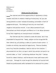 president obama isil speech rhetorical analysis hannah iseson 4 pages media and the self essay