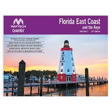 Maptech Region 7 Fl East Coast Keys 16th Ed Ck7
