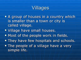 essay on village and town comparative essay on city life vs village life publish your article