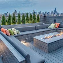 roof deck furniture. Contemporary Deck By PITCH Concepts Roof Furniture O
