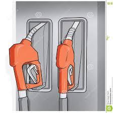 Gas Fuel Pump Illustration Stock Illustration Illustration
