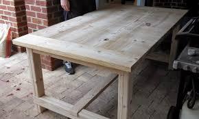 diy farmhouse table my homemade driftwood dining table