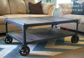 coffee table caster coffee table home for you lift top on casters diyindustrialcoffeet industrial oval with ikea rectangular rustic