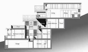 Hillside House Plans   AyanaHouseHillside House Plans Design