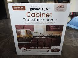 Rustoleum Kitchen Cabinets Kitchen Remodeling Project Rustoleum Transformation Kit For