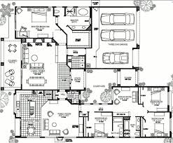 1 story house plans with 4 bedrooms single story floor plans index