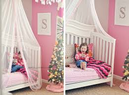 Canopies: Princess Canopy Toddler Bed