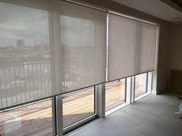 door blinds roller. Sunscreen Roller Blinds - Floor To Ceiling Windows Sliding Doors | London Door O