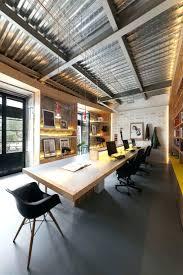office design concept. Excellent Architects Designs Monochrome Office Design Concept T
