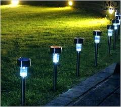 beautiful outdoor lighting. Solar Outdoor Lighting Beautiful And Landscape A Unique Waterproof G