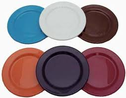 microwave and dishwasher safe plastic plates. Delighful Microwave ExtremeWare Plastic Dinner Plates U2013 Set4 With Microwave And Dishwasher Safe 0