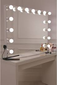 Big Vanity Mirror With Lights House Decorations
