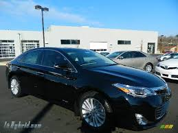 2013 Toyota Avalon Hybrid Limited in Attitude Black Pearl - 005118 ...