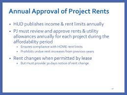 Home Rental Project Compliance Ppt Download