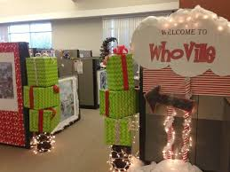 christmas office decorating. Exceptional Holiday Office Decorations Decorating Your For Christmas | The Ivesons: Contest