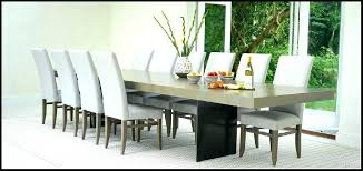 large dining table and chairs sets with room extra long seats 20 best round mahogany perimeter