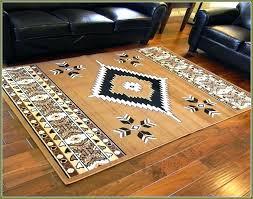 round southwestern rugs southwestern bathroom rugs image southwest area rugs tucson