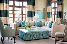 luxury living room d curtain designs