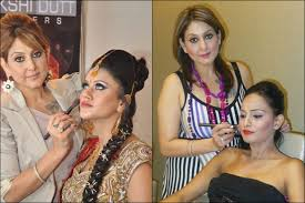 using airbrush for makeover