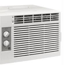 Window Ac 5 000 Btu Mechanical Air Conditioner