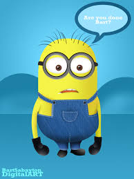 minions deable me pen tool vector by xiopaoloiink