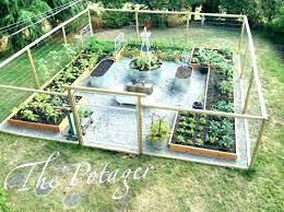 raised bed garden fence deer proofing gardens deer proofing gardens best vegetable garden fence ideas vegetable