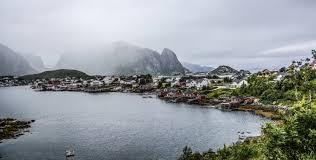Resultado de imagen de paisajes nórdicos junto al mar