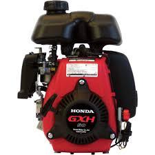 Honda Horizontal OHV Engine — 49.4cc, GXH Series, 5/8in. x 1 1/4in ...