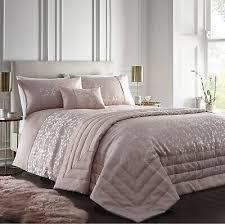 geometric pink blush king duvet covers