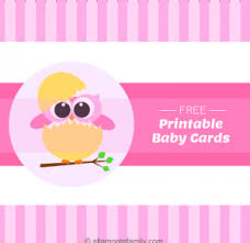 Free Printable Welcome Cards Free Printable Baby Owl Labels Altamonte Family