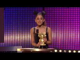Ariana Grande Wins Radio Disney Music Award 2014