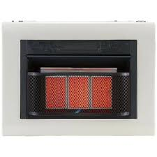 natural gas wall heater ventless vent free infrared space heater propane natural gas