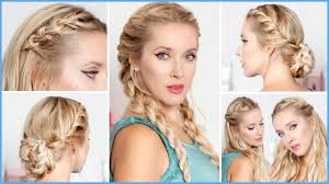 Cute Simple Hairstyles For Long Hair 86349 Cute Easy Hairstyles For