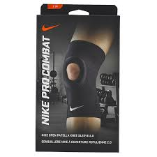 Qoolmart Com Nika Pro Combat Open Patella Knee Sleeve 2 0
