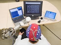 Resultado de imagen de interfaz cerebro computadora