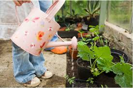 The Importance and Benefits of Teaching Gardening to Children Toddlers to  Preschoolers. | Montessori Nature