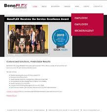 beneflex s screenshot on may 2017