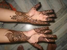 Full Hand Mehndi Designs For Bride 2015 16