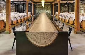 wine tasting room furniture. Tasting Table At The Hall Winery In St Helena Rebrn Com Amazing Wine And 17 Room Furniture