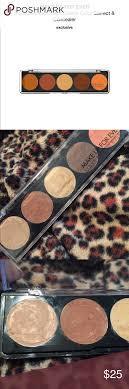 makeup forever concealer palette make up forever 5 camouflage cream palette no 4
