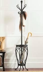 Menards Coat Rack Shelf Coat Racks Umbrella Stands Youll Love Wayfair Free Standing 80
