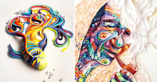 Art Projects With Colored Paper Dessincoloriage