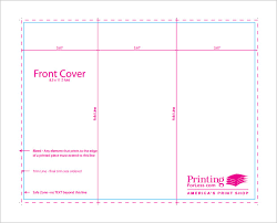 Brochure Template Tri Fold Trifold Format Insaat Mcpgroup Co