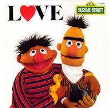 Sesame street gay bert