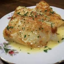 Lemon Butter Baked Cod | Recipe