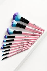 spectrum collections attention seeker 10 piece essential brush set style affiliate