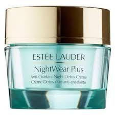 <b>Estée Lauder NightWear Plus</b> Anti-Oxidant Night Detox Cream ...