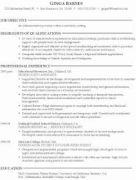 High School Student Resume Objective Trending General Resume