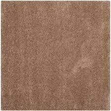 safavieh milan dark beige 7 ft x 7 ft square area rug